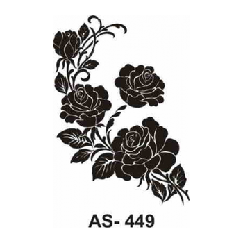 En Ucuz Cadence As 449 A4 Stencil Kolay Boyama Sablonu Nevzatcam