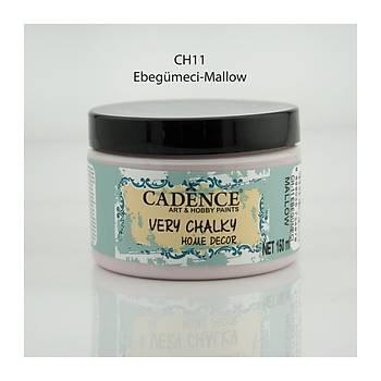 Cadence 150 ml ch-11 Ebegümeci Very Chalky Home Decor