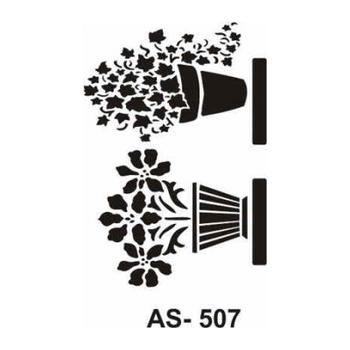 Cadence AS -507 A4 Stencil (Kolay Boyama Þablonu )