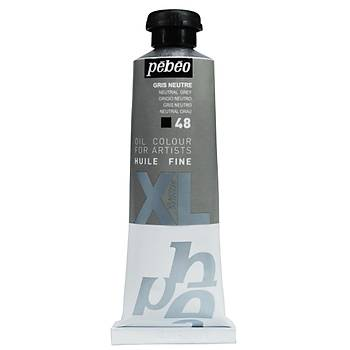 Pebeo Huile Fine XL 37 ml 48 Neutral Grey Yaðlý Boya