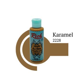 Rich 130 cc 2228 Karamel  Multisurface boya