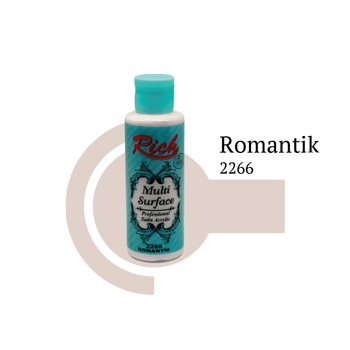Rich 130 cc 2266 Romantik Multisurface boya