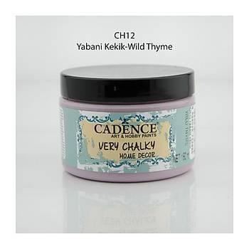 Cadence 150 ml ch-12 Yabani Kekik Very Chalky Home Decor
