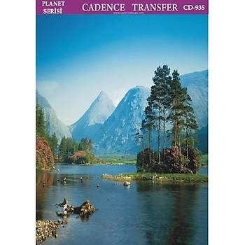 Cadence T-935 25 X 35 cm Kolay Transfer