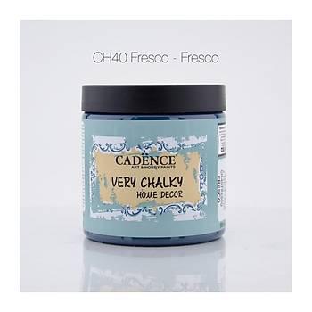 Cadence 500 ml CH-40 Fresco  Very Chalky Home Decor