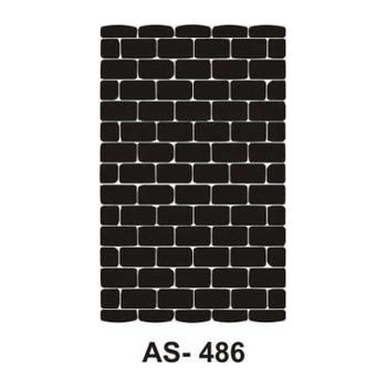 Cadence AS -486 A4 Stencil (Kolay Boyama Þablonu )