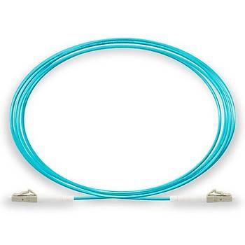 LC-LC Fiber Patch Cord OM3 Simplex, 5 Metre