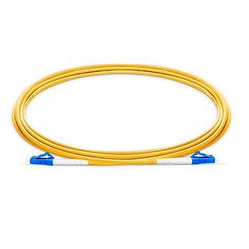LC-LC Fiber Patch Cord Single Mode Simplex, 15 Metre