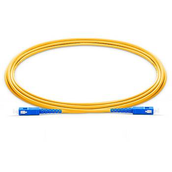 Tyco SC-SC Fiber Patch Cord Single Mode Simplex, 10 Metre