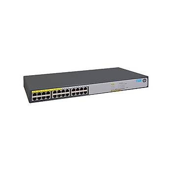 HP 1420-24G-PoE+(124W) Switch