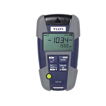 OLP-34 Multi Mode +5 dBm Fiber Optik Power Metre