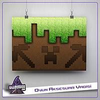 Minecraft: Poster: M7