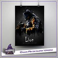 Rainbow Six Siege : Lion Poster