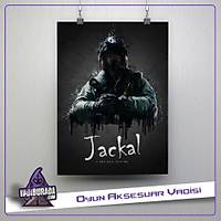 Rainbow Six Siege : Jackal Poster