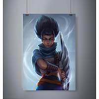 Yasuo: Poster
