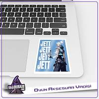 Valorant Sticker : Jett M3