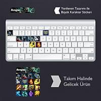 Rengar: Klavye Sticker Set