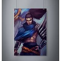 Yasuo 3: Poster