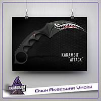 CS:GO : Karambit Poster