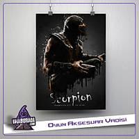 Rainbow Six Siege : Scorpion Poster