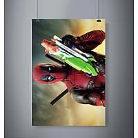 Deadpool 1: Poster