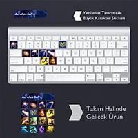 Aurelion Sol: Klavye Sticker Set