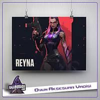 Reyna M1: Valorant Poster