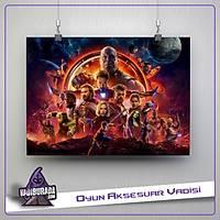 Avengers 25: Poster