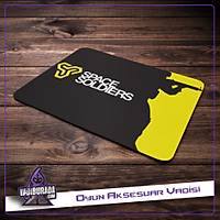CSGO: Space Soldiers Mouse Pad