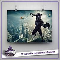 Black Panther 10: Poster