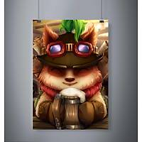 Teemo: Poster