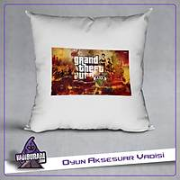 Grand Theft Auto V Yastýk: M4