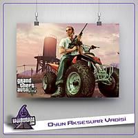 GTA 5: M15: Poster