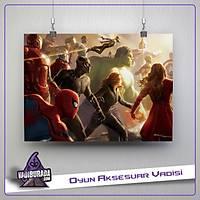 Avengers 27: Poster
