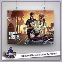 GTA 5: M9: Poster