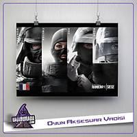 Rainbow Six Siege : A-Takým 1 Poster