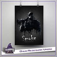 Rainbow Six Siege : Smoke Poster