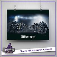 Rainbow Six Siege : A-Model 1 Poster