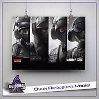 Rainbow Six Siege : A-Takým 3 Poster