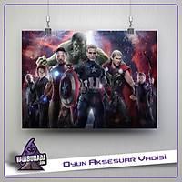 Avengers 13: Poster
