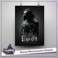 Rainbow Six Siege : Bandit Poster
