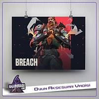 Breach M1: Valorant Poster