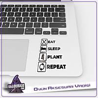 Valorant Sticker : Eat Sleep