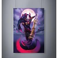 Jhin: Poster