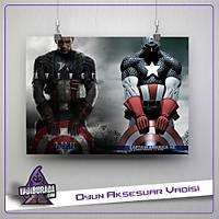 Kaptan Amerika : Poster