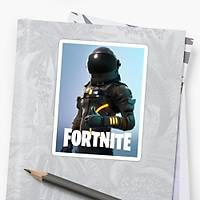 Fornite 1: Sticker (2 adet)
