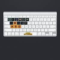 PUBG: Klavye Sticker