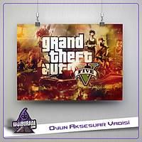 GTA 5: M5: Poster