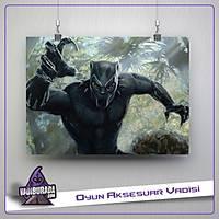 Black Panther 16: Poster