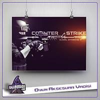 CSGO : Uniq Poster